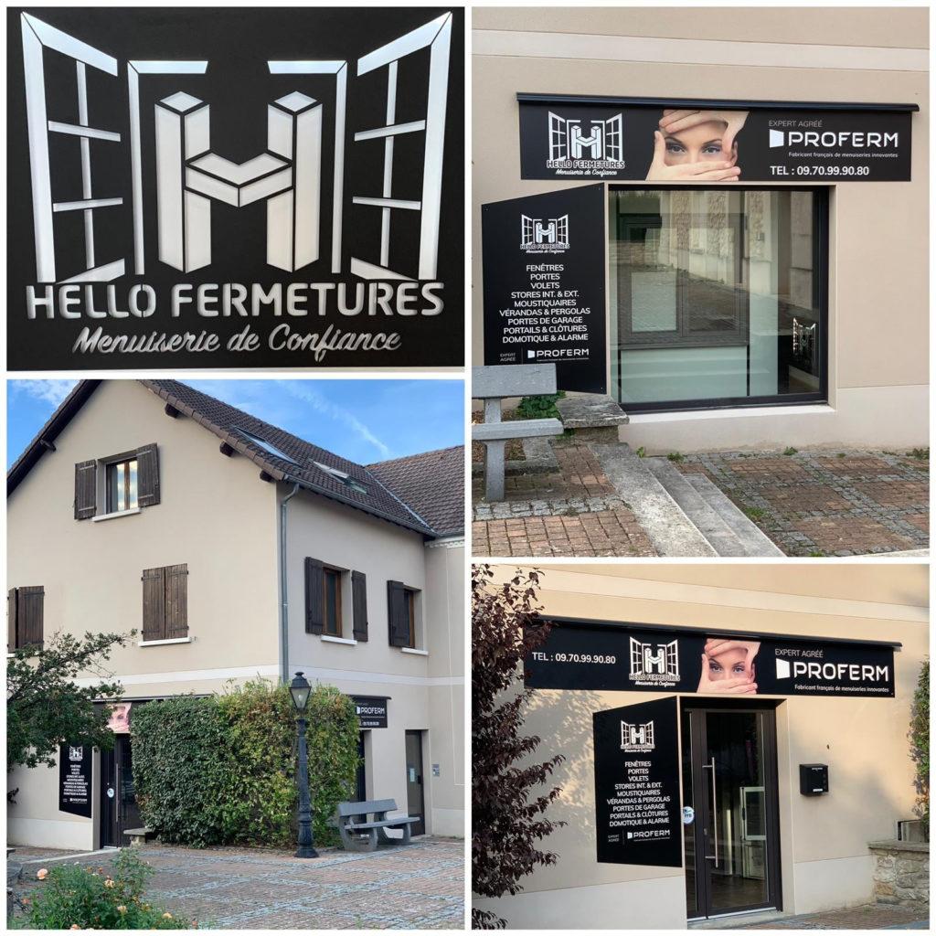 Showroom-Hello Fermetures